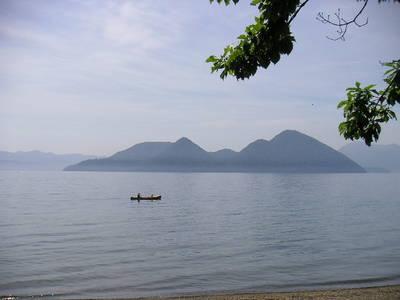 洞爺湖キャンプ